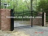 Steel Fence Designs Photos House Images