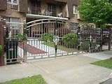 Pictures of Steel Fence Doors