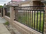 Images of Steel Fence Designs Photos House