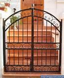Steel Fence Fabricator Images