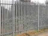Steel Fence Grills