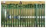 Pictures of Steel Fence High Security