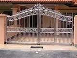 Images of Steel Fence Grills