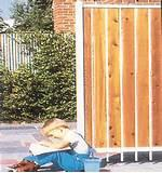Steel Guard Fence Photos