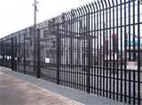 Steel Fence High Security Pictures