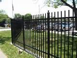 Images of Steel Fence High Security