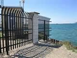Steel Fence High Security