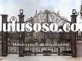 Photos of Steel Fence Grill Designs