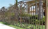 Photos of Steel Fence Grills