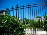 Images of Steel Fence In Chicago