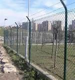 Steel Fence India Pictures