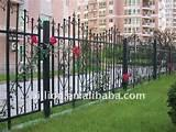 Steel Fence Horizontal