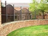 Steel Fence Horizontal Images