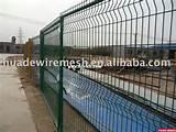 Steel Fence Industrial