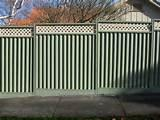 Steel Fence Image Photos