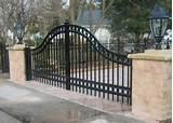 Steel Fence Illinois Images