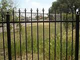 Steel Fence How To Images