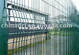 Steel Fence Horizontal Pictures