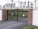 Steel Fence Images