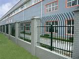 Steel Fence In China Images
