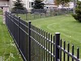 Steel Fence Ideas Images