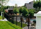 Steel Fence Home Depot Images