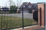 Photos of Steel Fence How To
