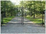 Steel Fence Hyannis Images