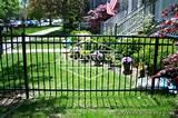 Steel Fence In Chicago Photos