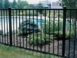 Steel Fence How To Photos