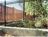 Pictures of Steel Fence Illinois