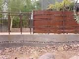 Steel Fence In Phoenix Images