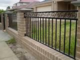 Images of Steel Fence Image