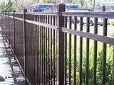 Photos of Steel Fence Images