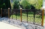 Images of Steel Fence Ideas