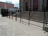 Photos of Steel Fence Industrial