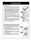 Steel Fence Installation Instructions Pictures