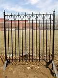 Photos of Steel Fence In New York