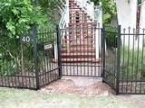 Pictures of Steel Fence Installation Guide
