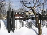 Steel Fence Installation Guide Photos