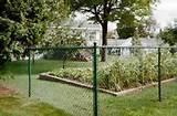 Steel Fence Iowa Photos