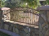 Images of Steel Fence Iron