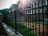 Pictures of Steel Fence In Houston