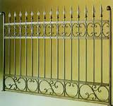 Photos of Steel Fence Iron