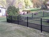 Pictures of Steel Fence In Oklahoma