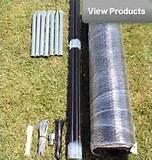 Steel Fence Kit Photos