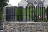 Steel Fence Ireland Images
