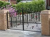 Pictures of Steel Fence Iron