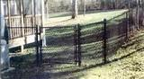 Steel Fence Iowa Images