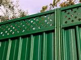 Steel Fence Lattice Images